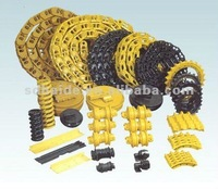 Shantui bulldozer spare parts,undercarriage parts for SD22