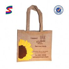 Eco-Friendly Jute Shopping Bag Jute Bag For Packing Wheat