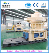 cottonseed hull palm leaf pellet mill for hot sale