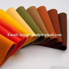 DIY handicarft use nonwoven polyester felt