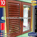 beautiful design Shutter,Aluminium Profile