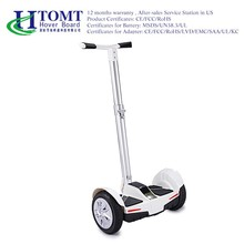 New design 2 wheel hoverboard handle bar electric scootor APP control electric scooter 800w scooter