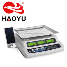 New product solar panel HY - 888 electronic Price Computing Scale