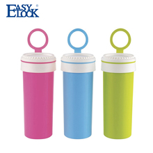 custom children yogurt plastic bpa free gym drink bottle
