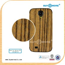 wood + pc hello kitty case for samsung galaxy s3/s4
