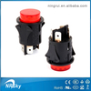 UL approved lighted round button switch push button switch