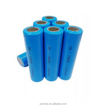 Rechargeable 18650 3.7V Li-ion battery cells,rechargeable lithium-ion battery