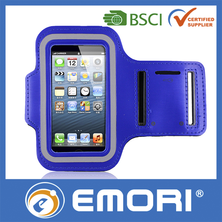 2017 Factory Wholesale Waterproof Sport armband case