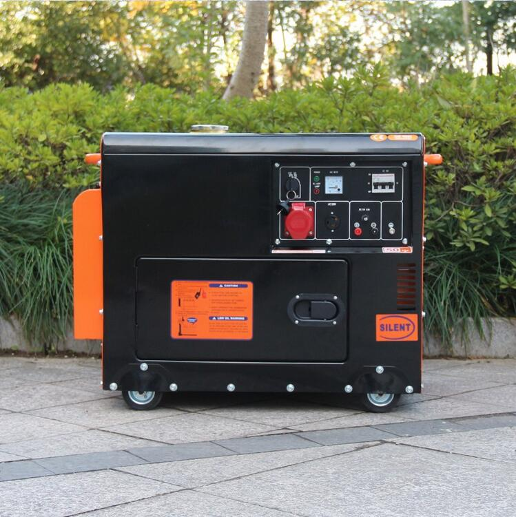 Air cooled single phase used diesel welder generator for sale