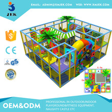 Slide Indoor Playground Equipment for kids(KY)