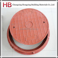 round plastic water meter manhole cover