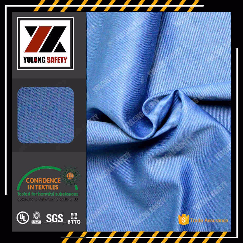 Hot Sale Design Safty Workwear Durable Flame Retardant Acrylic Fabric