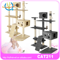 Eco-friendly Cat Best Friend Cat Tree Furniture Condo