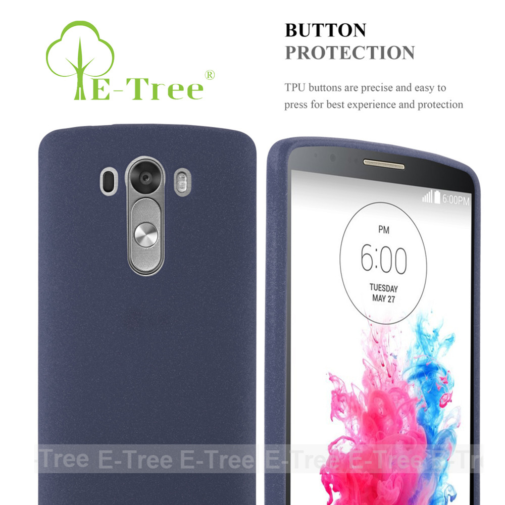 frost soft case for lg g3 phone , for lg g3 case tpu flexible