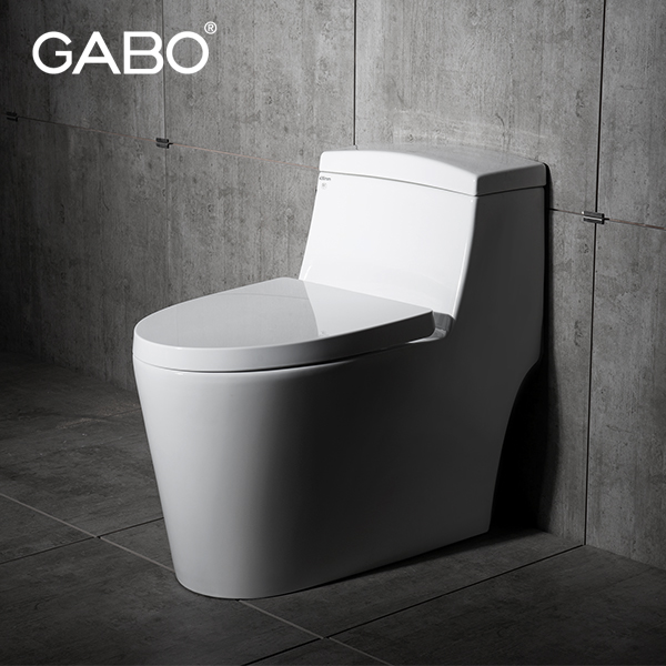 Modern cheap toilet with seat cover