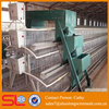 3 tier 120 capacity chicken layer battery cage for poultry in dubai