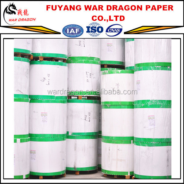 230gsm - 500gsm Stocklot Export coated waste paper duplex board