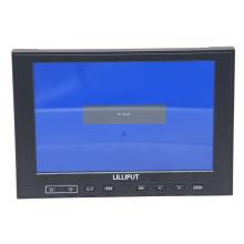 Built-in Battery 7 inch HD LCD Video Monitor With HDMI AV Input
