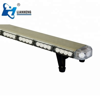 New 3W Led Slim warning Light bar, super bright Led light bar warning, emergency vehicle strobe lights