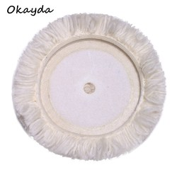 custom wool buffing pad sheepskin polishing pad for car