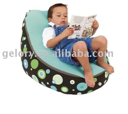 Printed baby sleeping bag Custom sofa bean bag