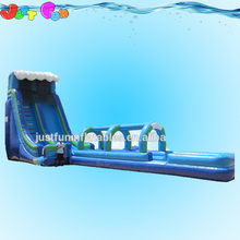 giant cheap price inflatable park water slides for adult for sale