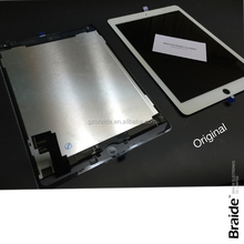 "> 3"" Original New quality Repair Parts For iPad Air 2 LCD Display And Digitizer Touch Screen Assembly"