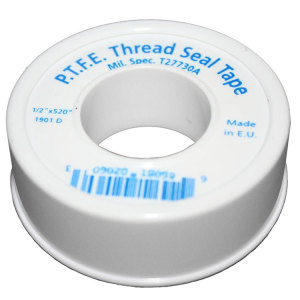 12mm 100% ptfe thread seal tape for plumber
