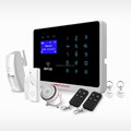 Home Wireless intelligent GSM Anti-intruder alarm