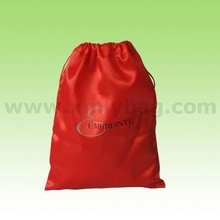 Fashionable Drawstring Satin Bag Wholesale for Shoes