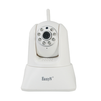 EasyN 187W 1080P two way audio time lapse video recording playback hisilicone chipset mini baby monitor