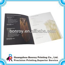 Hair Promotional and advertisment brochure
