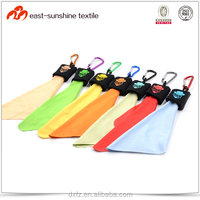 Custom Design Microfiber Eyewear Cleaning Cloth