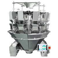 10head multihead weigher, with 2.5L hopper (Most popular model: weighing machine/counting machine)