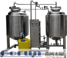 CIP Cleaning System For Pipes and Containers/quality sanitary cleaning and sterilization equipment