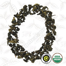 Certified organic Oolong Tea