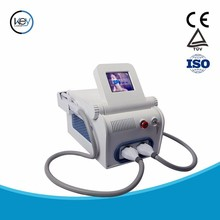 3000W big power in-motion technology USA xenon lamp SHR and SSR permanent ipl hair remove machine