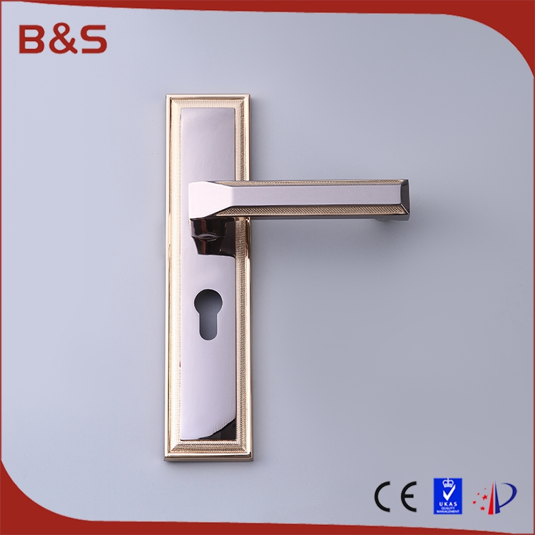 New product classic style insulated door <strong>handles</strong> and locks, union door <strong>handle</strong> with plate