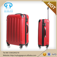 2016 3 Piece Hardside Spinner Combination Lock Luggage Set