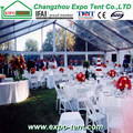 Clear span arabian marquee tent for party wedding