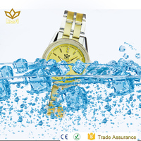 China supplier Japan movement diamond watches men automatic watch fancy bracelet watch Y135