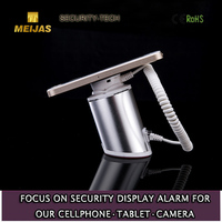 anti-theft alarm mobile phone display security holder