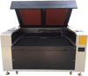 China manufacturer Merry christmas metal laser cutter steel laser wood and metal cutting and engraving machine