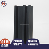 chinese pvc profiles profile colour body outward door sash for window and door