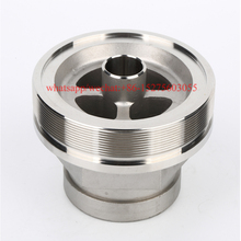 Grey Iron Shell Mould Casting Balancing Shaft Iron Cast