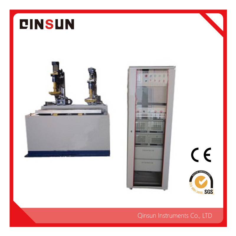Test Bench for Alternating Bending Tests of Seat and Alternating Bending Tester