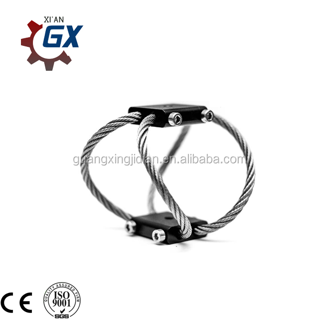 Compect Wire Rope Isolators Anti-vibration Gr Model - Buy Uav Camera ...