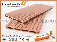 FRSTECH WPC decking/engineered wood flooring/eco friendly substitute