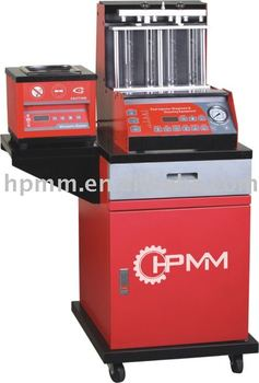 HP-4 Fuel Injector Cleaner and Diagnosis Machine