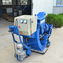 CE Approved concrete shot blasting machine with paypal accept